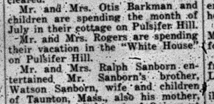 Plymouth Record, July 9, 1938