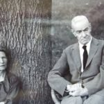 Margaret and Wilson Follett, 1961