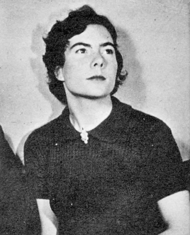The last known photograph of Barbara, ca. 1939
